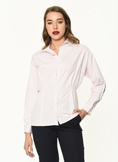 Ipekyol Kadın  Gömlek IS1190025094 Kırmızı